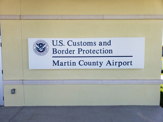 The U.S. Customs facility in Stuart will begin operating in early 2019.