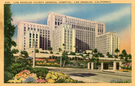 Los Angeles General Hospital