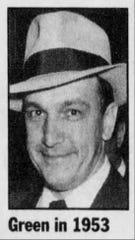 Teddy Green, fellow inmate at Alcatraz.