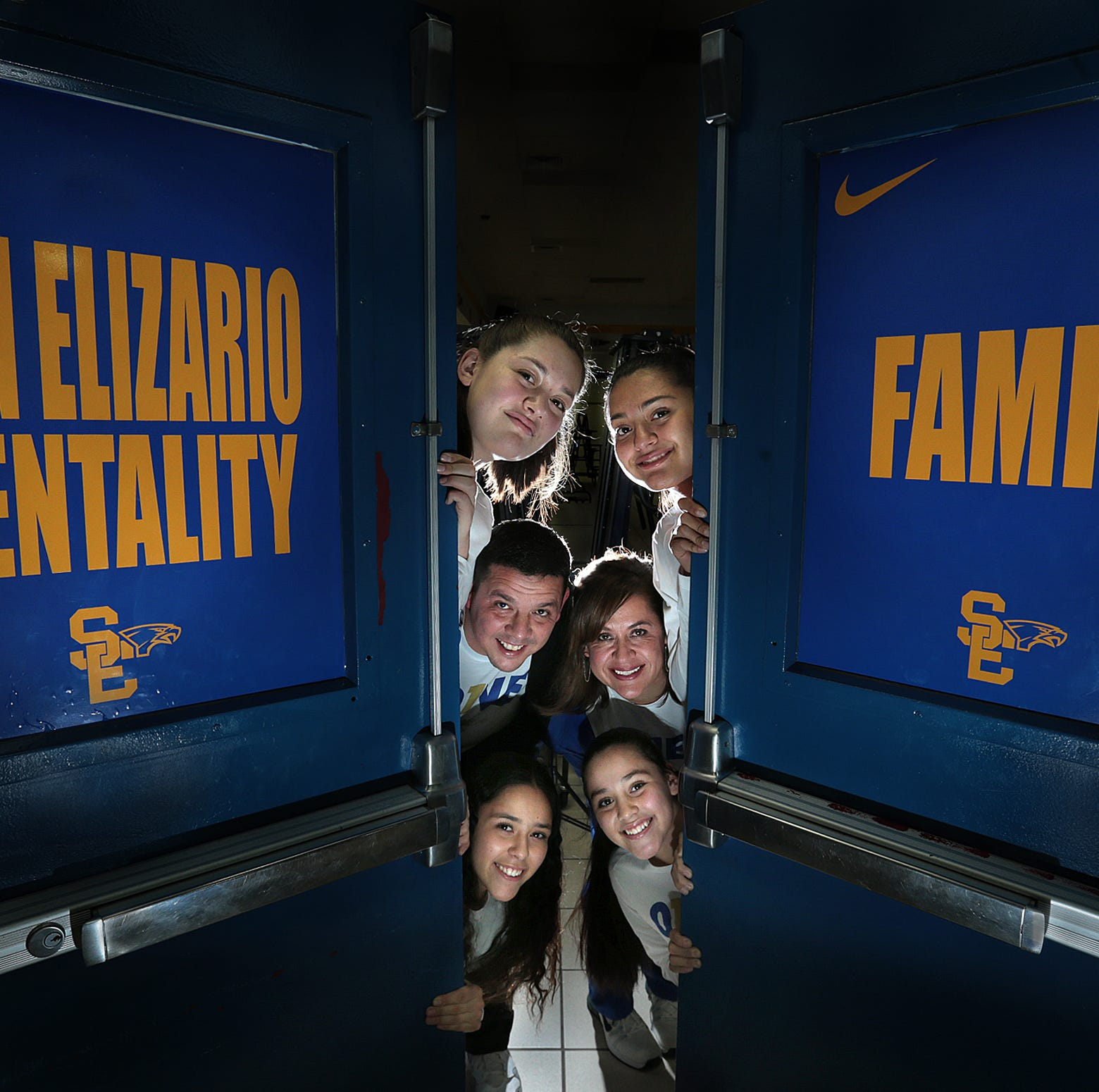 Basketball is a family way of life for San Elizario coaches, girls team players