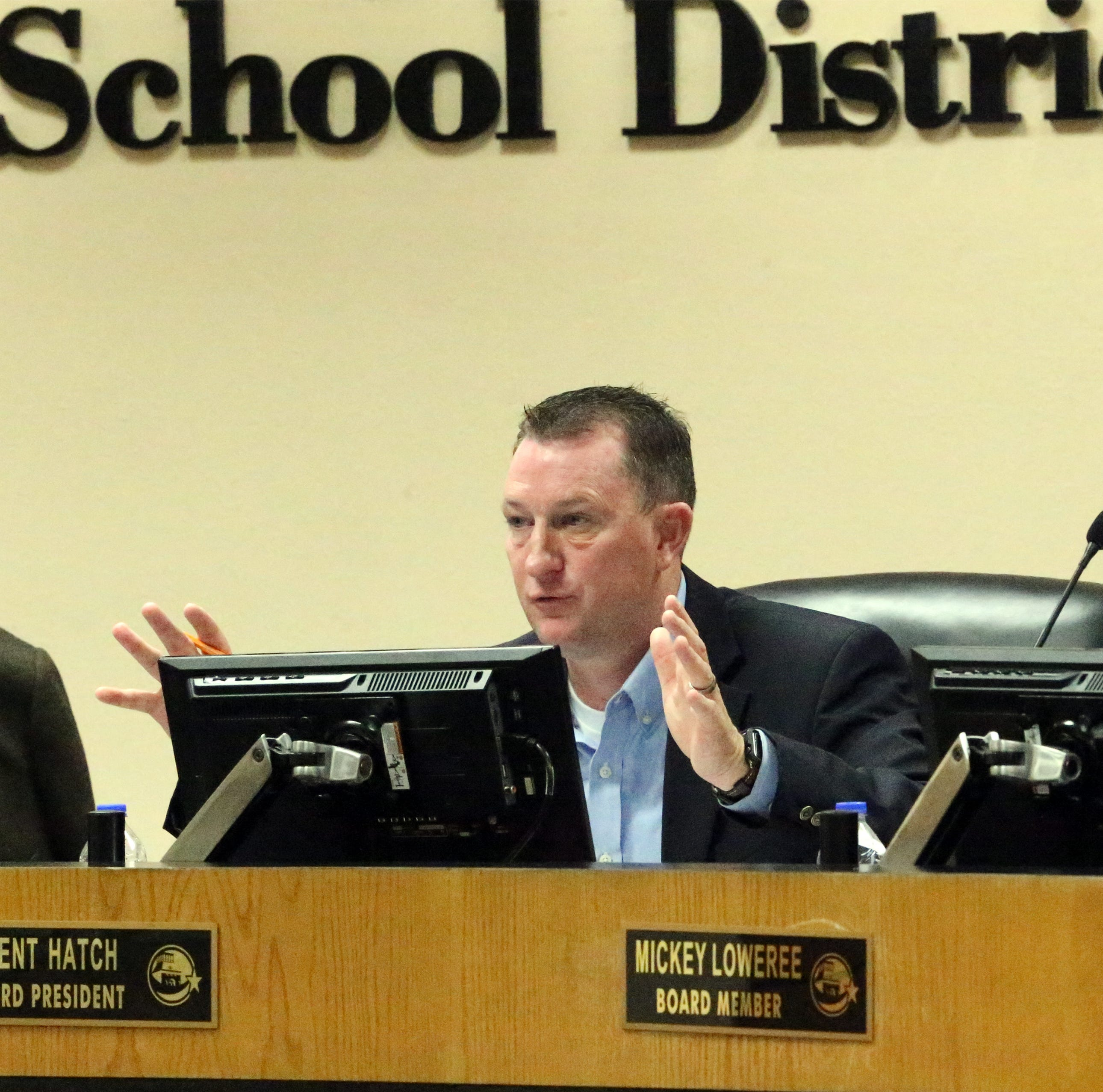 EPISD board president Trent Hatch had been rejected to run for seat he eventually won