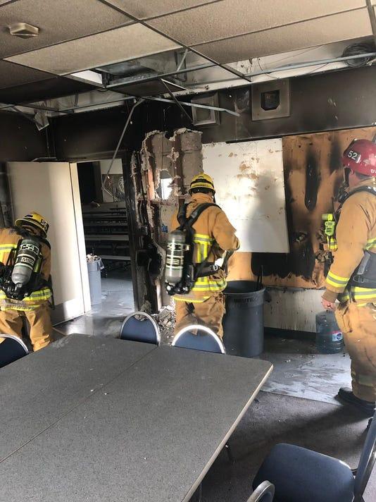 Camarillo Heights STEM Fire 2