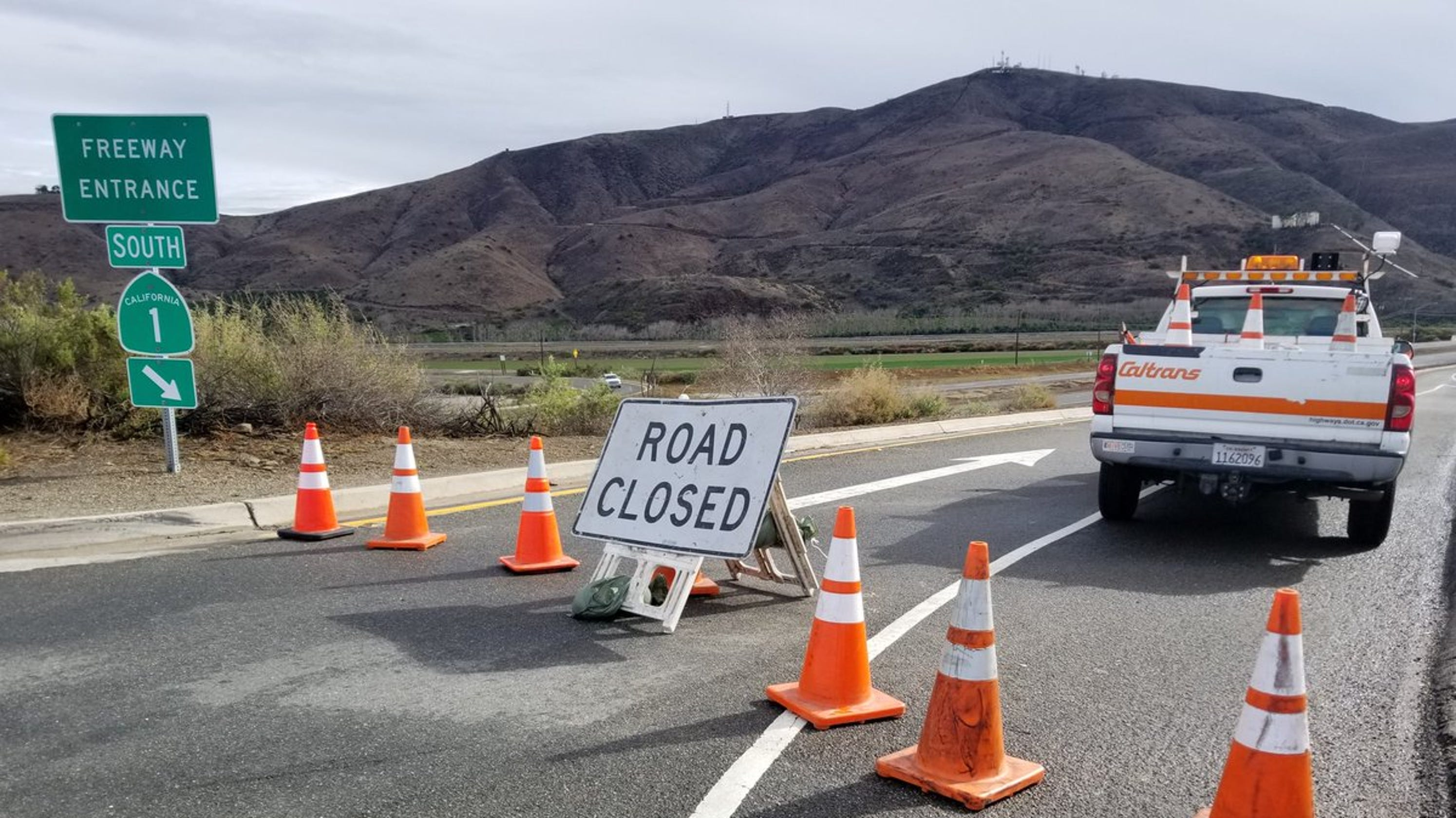 Woolsey, Hill fire burn areas hold strong against two-day storm