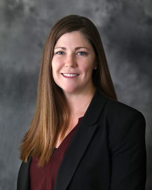 Ashley Golden, assistant city manager for Oxnard