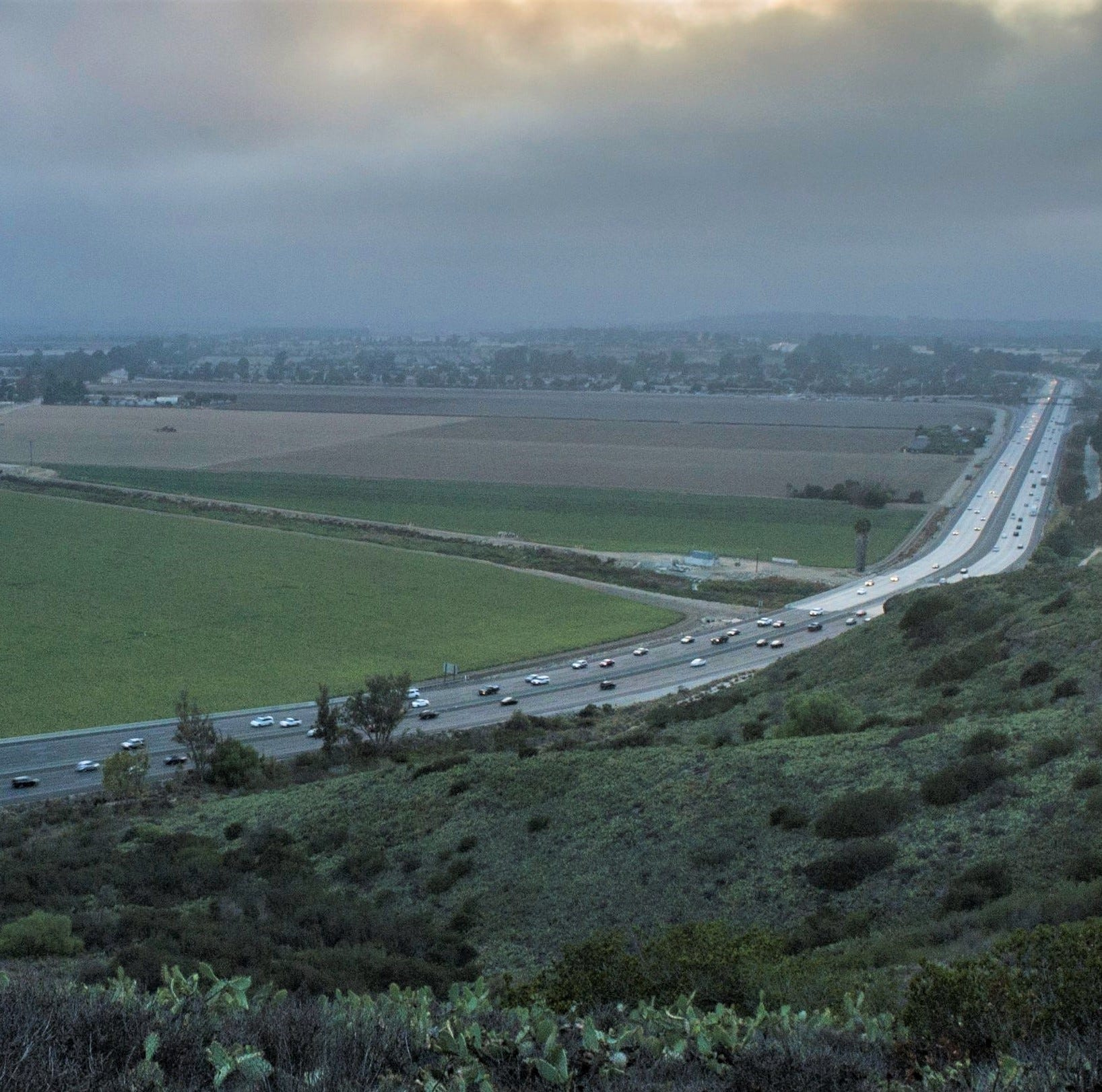 Ventura County averaged four years of nonexistent economic growth
