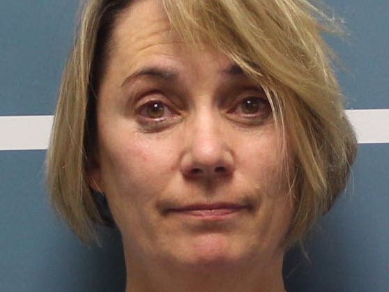 Visalia teacher charged after star-spangled outburst, released from jail