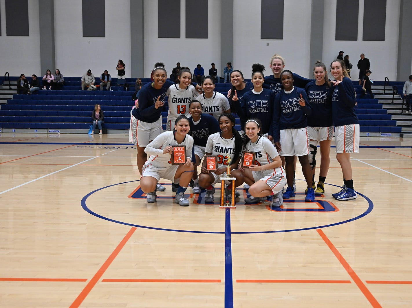 COS wins Gilcrest Invitational title