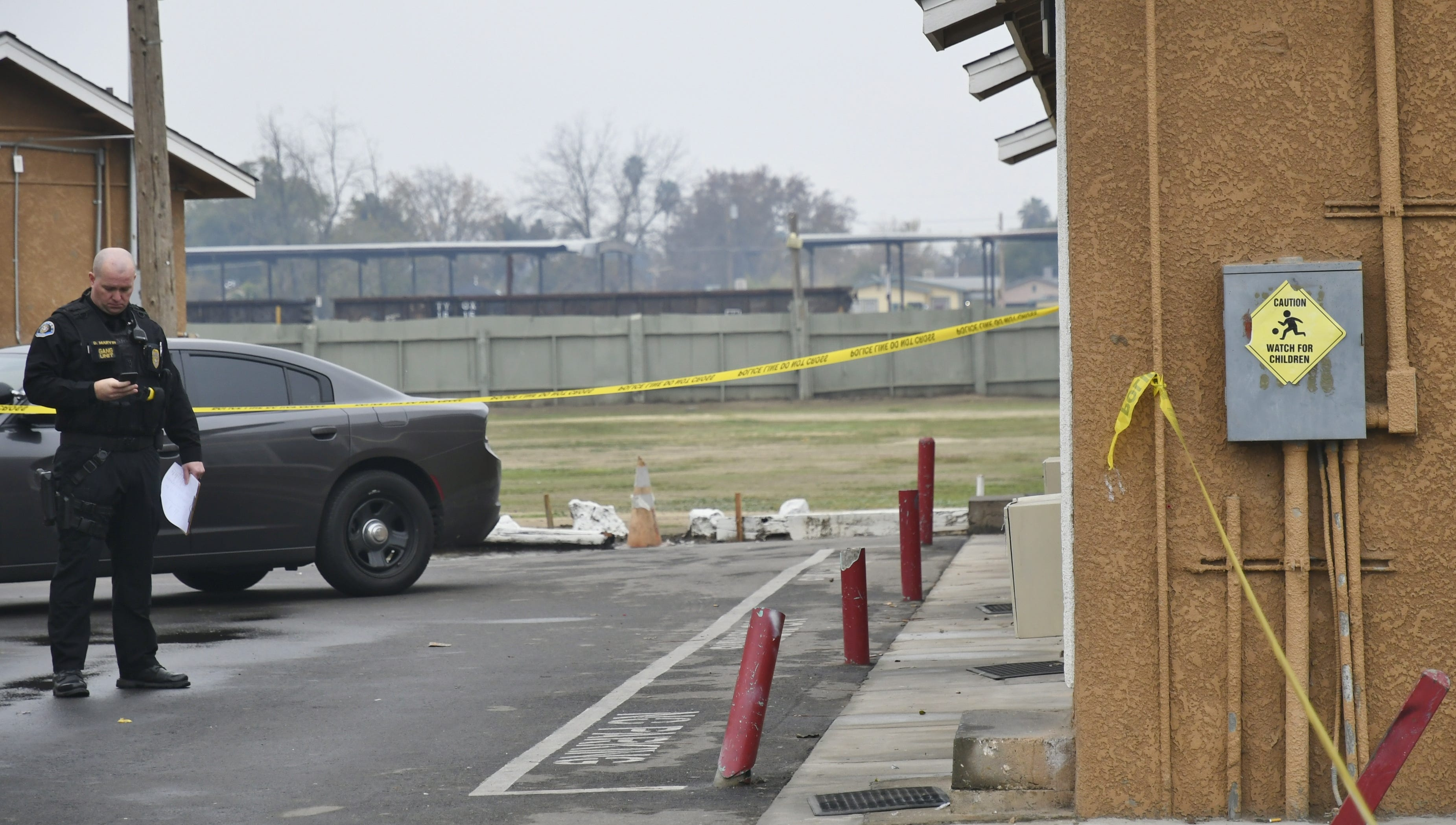 Tulare police are investigating the drowning of two infants at Virginia Motor Lodge Motel.