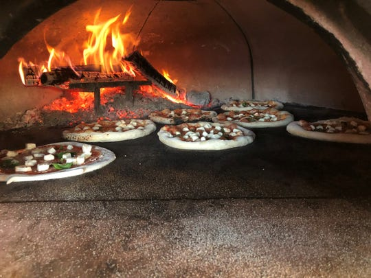 "Shawn Hubbell is  the chef behind the monthly ""Dinner At the Farm"" at Soons Orchards in New Hampton, (they sell out almost immediately) and the architect of the insanely delicious wood-fired pizzas at Angry Orchard in Walden."