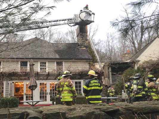 Bedford Post Fire
