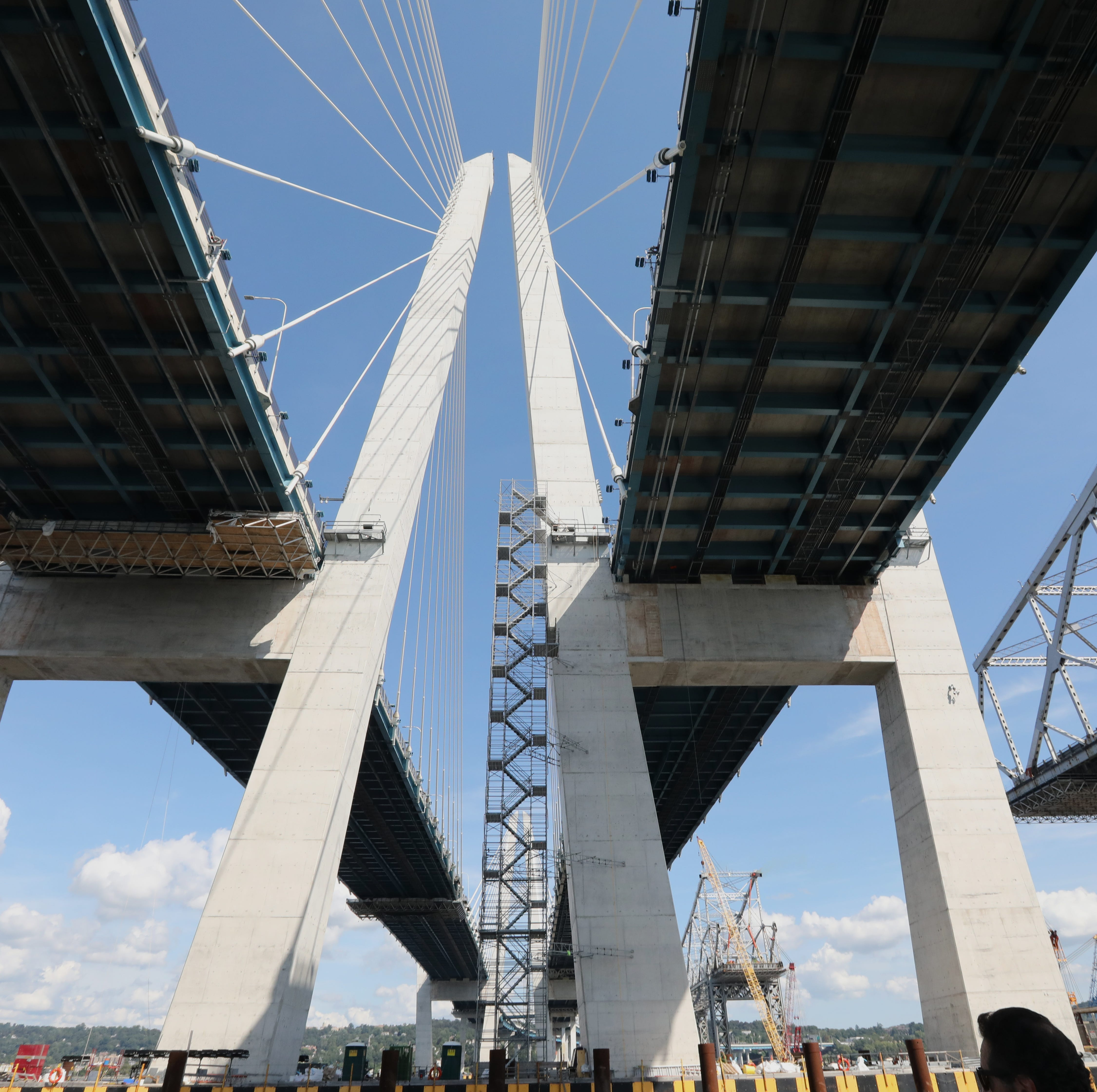 Attorney general investigating Mario Cuomo bridge construction