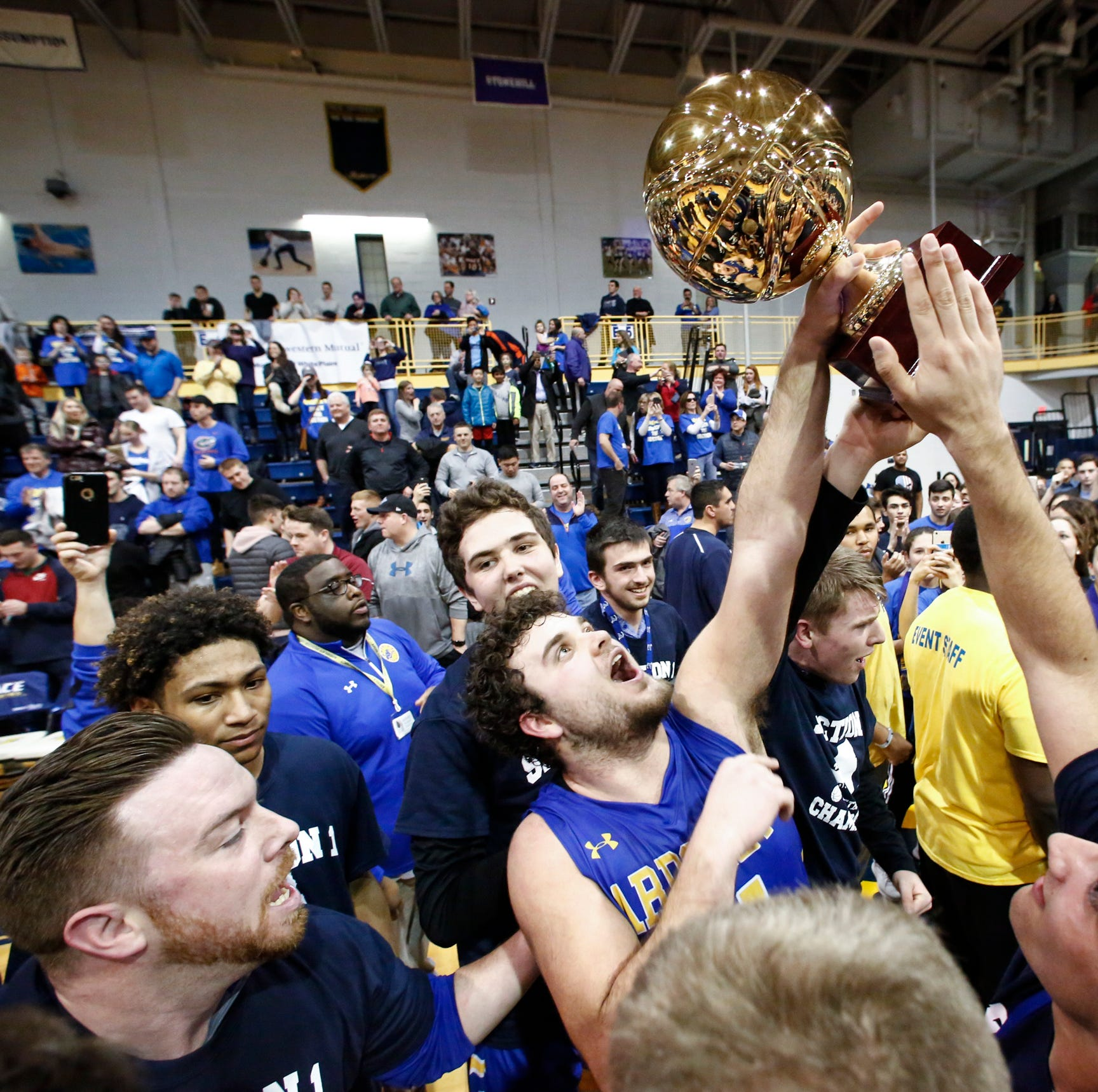 Boys basketball: 2019 Section 1 tournament seeds, schedule announced
