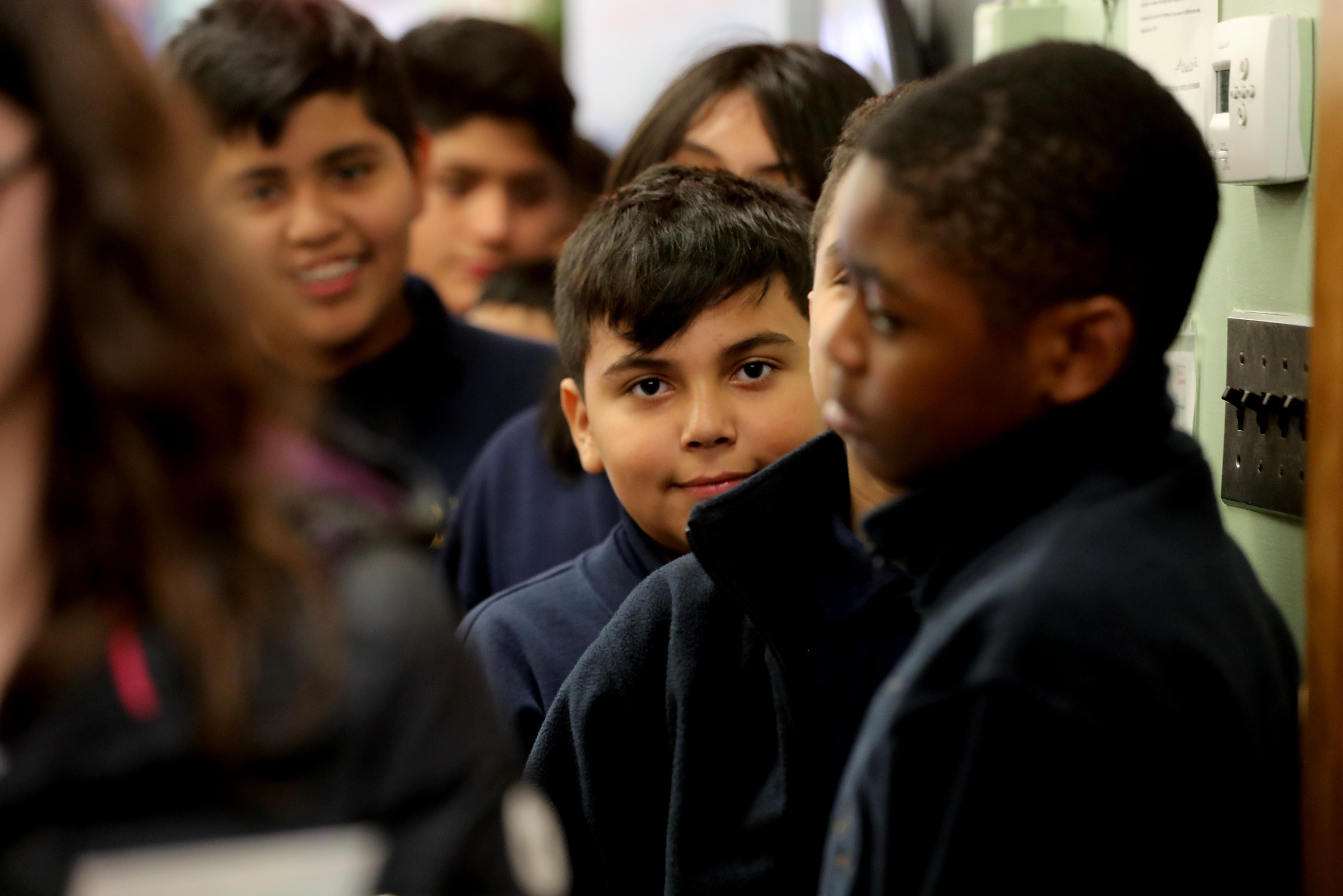 Wealthy Chappaqua Catholics start school for poor boys at the urging of their priest