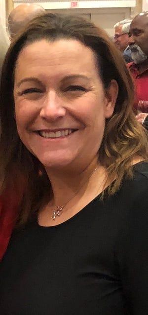 Julie Alvarez ispresident of Delaware PTA.