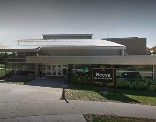 The University of Wisconsin-Oshkosh Reeve Memorial Union.