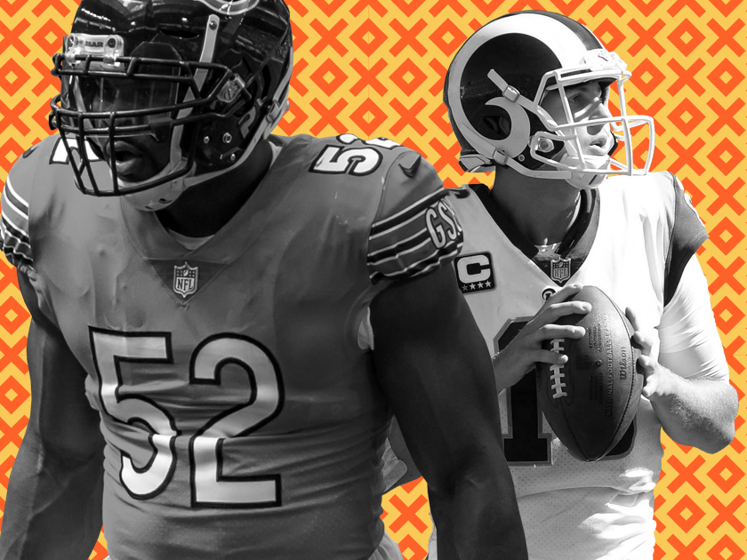 USA TODAY Sports' Week 14 NFL picks: Will Bears rebound against Rams?