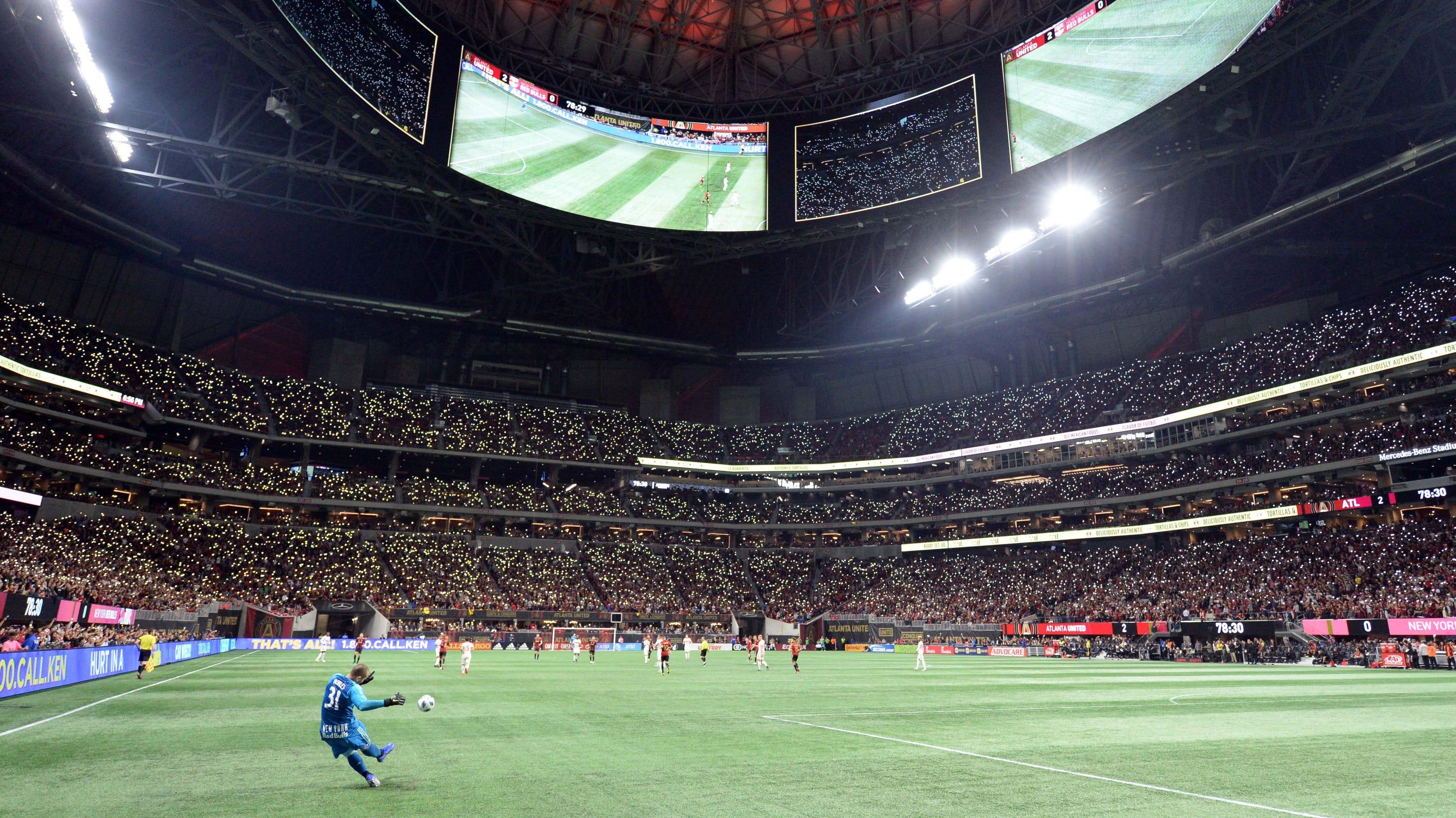 0ee2bc25af4 Atlanta United vs. Portland Timbers  How to watch 2018 MLS Cup