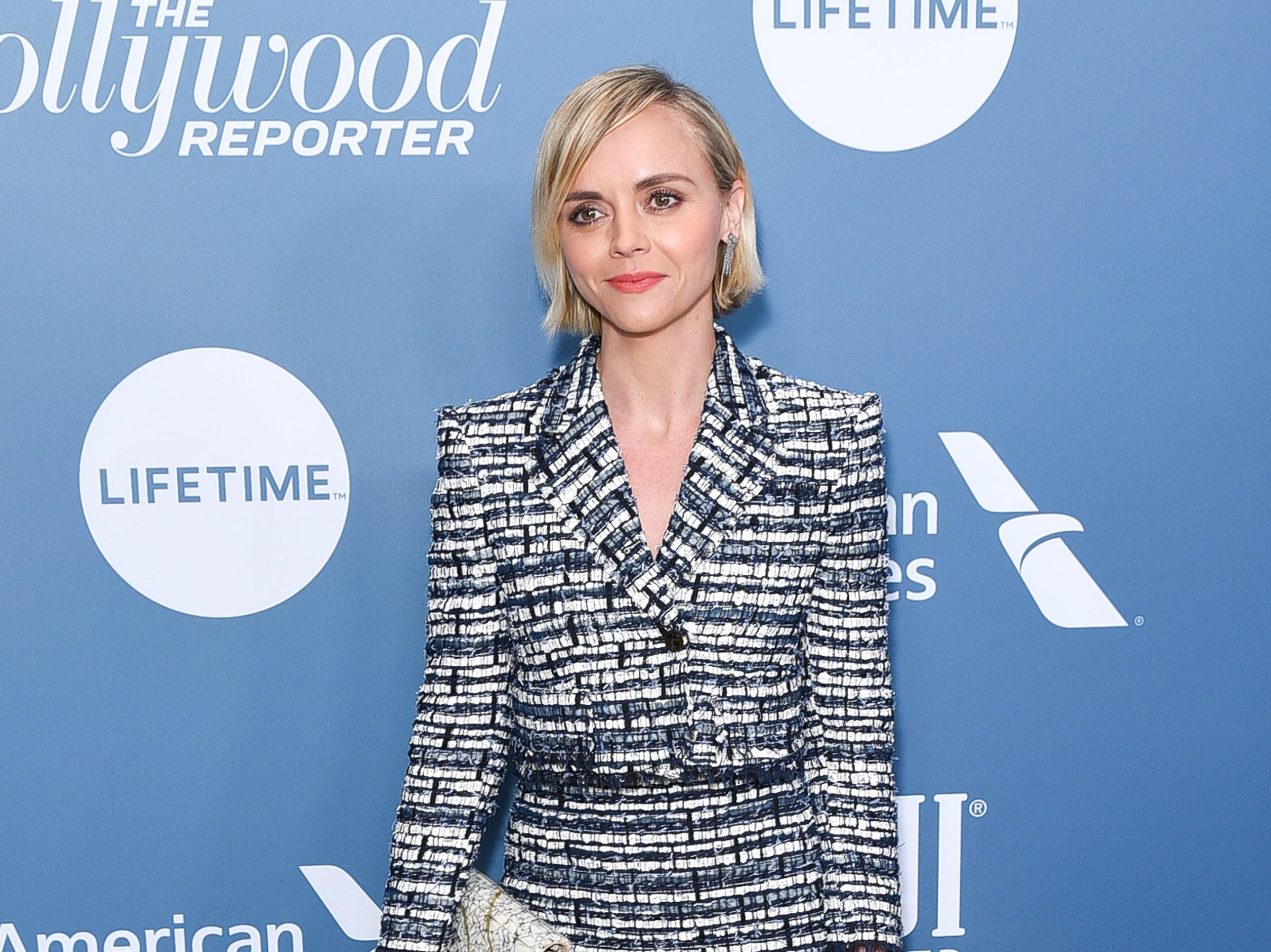 LOS ANGELES, CALIFORNIA - DECEMBER 05: Christina Ricci attends The Hollywood Reporter's Power 100 Women In Entertainment at Milk Studios on December 05, 2018 in Los Angeles, California. (Photo by Presley Ann/Getty Images) ORG XMIT: 775264723 ORIG FILE ID: 1077829328