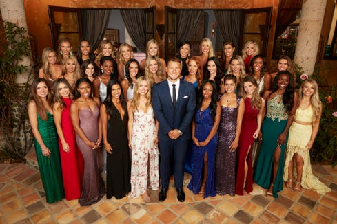 "What does a pageant star, who calls herself the ""hot mess express;"" a confident Nigerian beauty with a loud-and-proud personality all have in common? They're all on the hunt for love with Colton Underwood when the 23rd edition of ABCÕs hit romance reality series, ""The Bachelor,"" premieres MONDAY, JAN. 7"