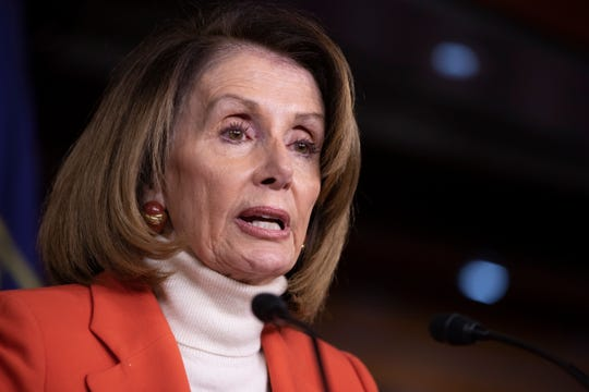 Dwelling Democratic chief Nancy Pelosi says she's going to now not accept a budget deal that entails funding for the wall.