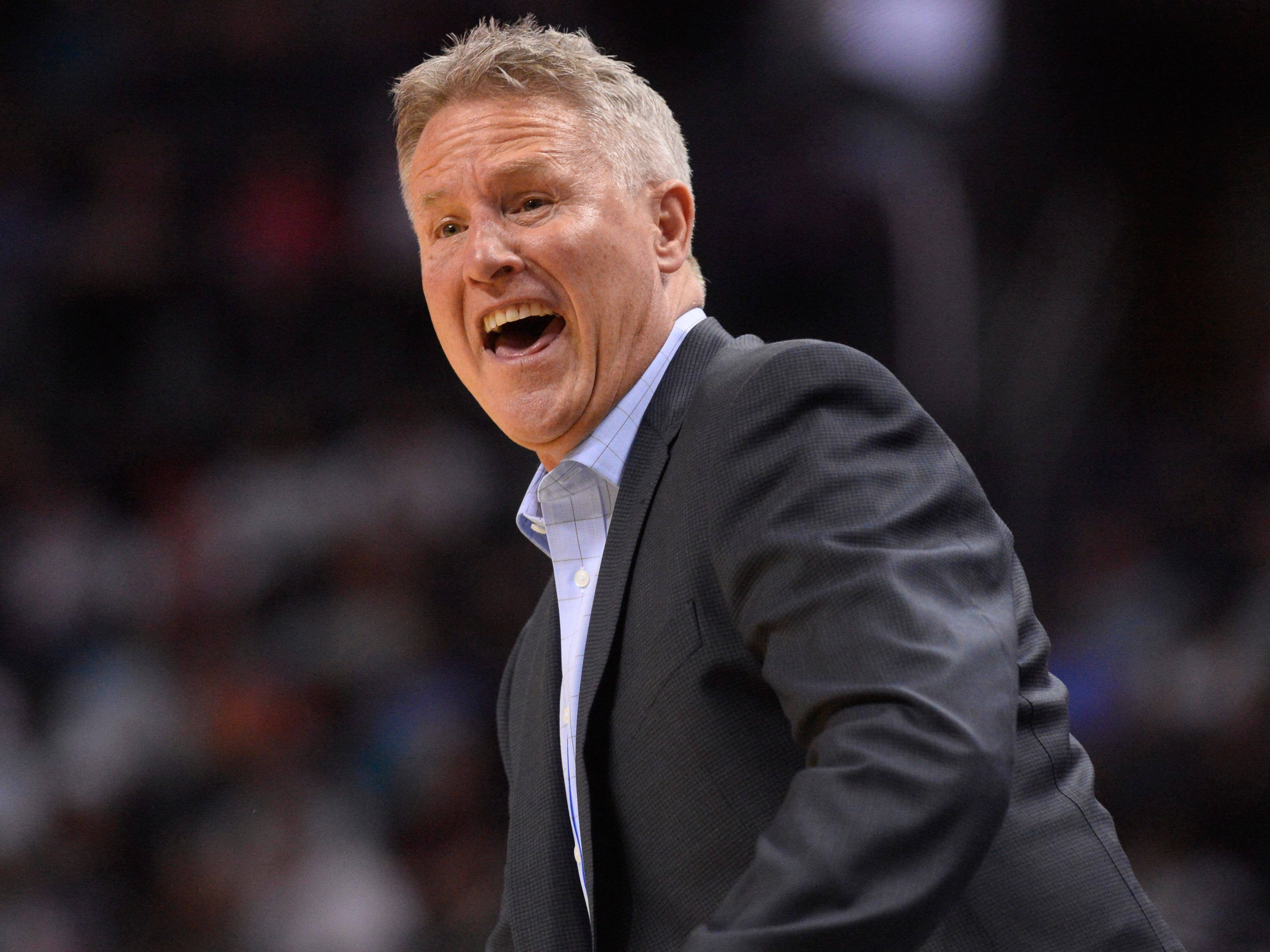 Word play: How Sixers coach Brett Brown's unique language drives success