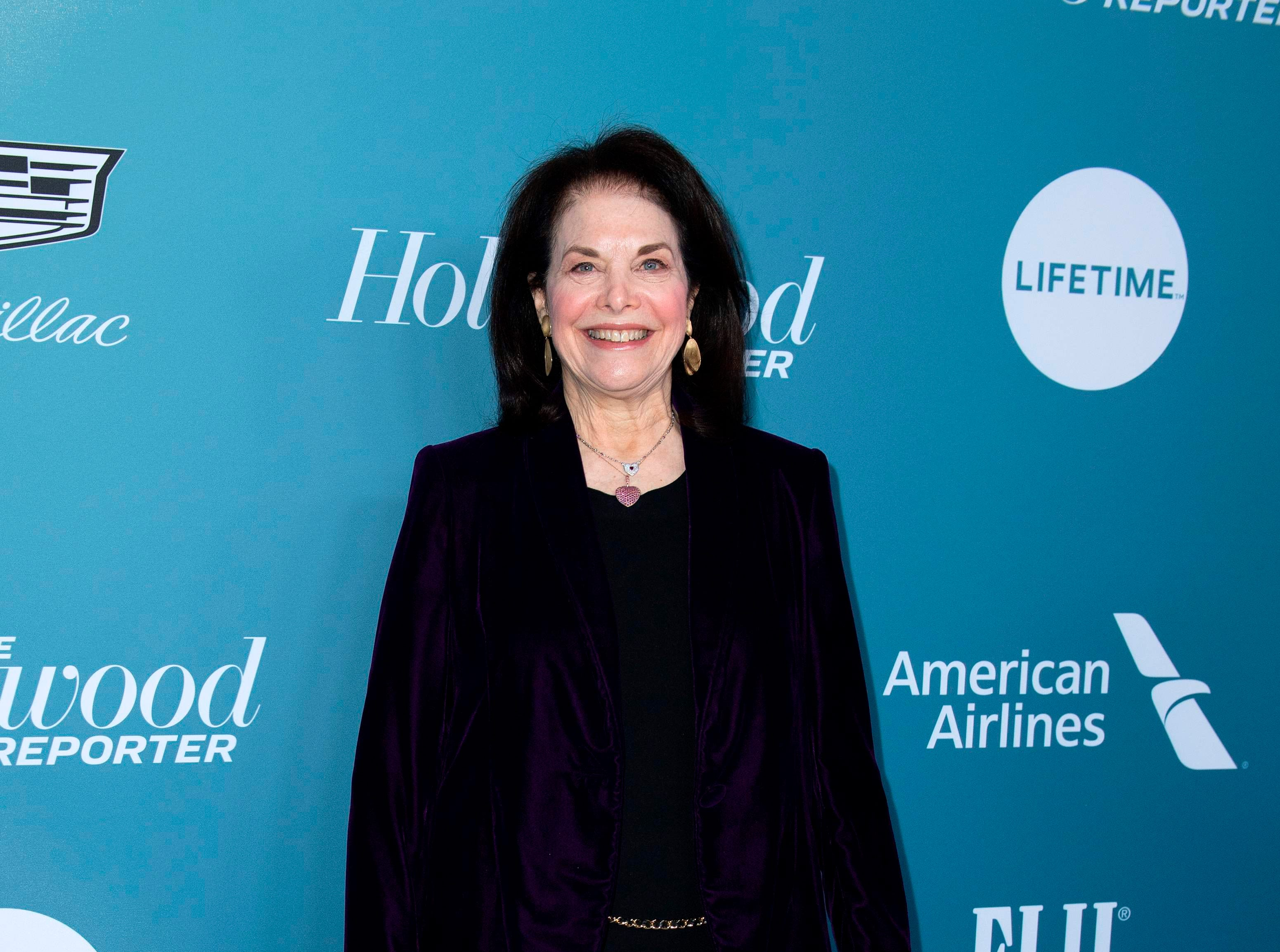 Actress  Sherry Lansing attends The Hollywood Reporter's Power 100 Women In Entertainment at Milk Studios, in Los Angeles, California, on December 5, 2018. (Photo by VALERIE MACON / AFP)VALERIE MACON/AFP/Getty Images ORG XMIT: The Holly ORIG FILE ID: AFP_1BD5LG