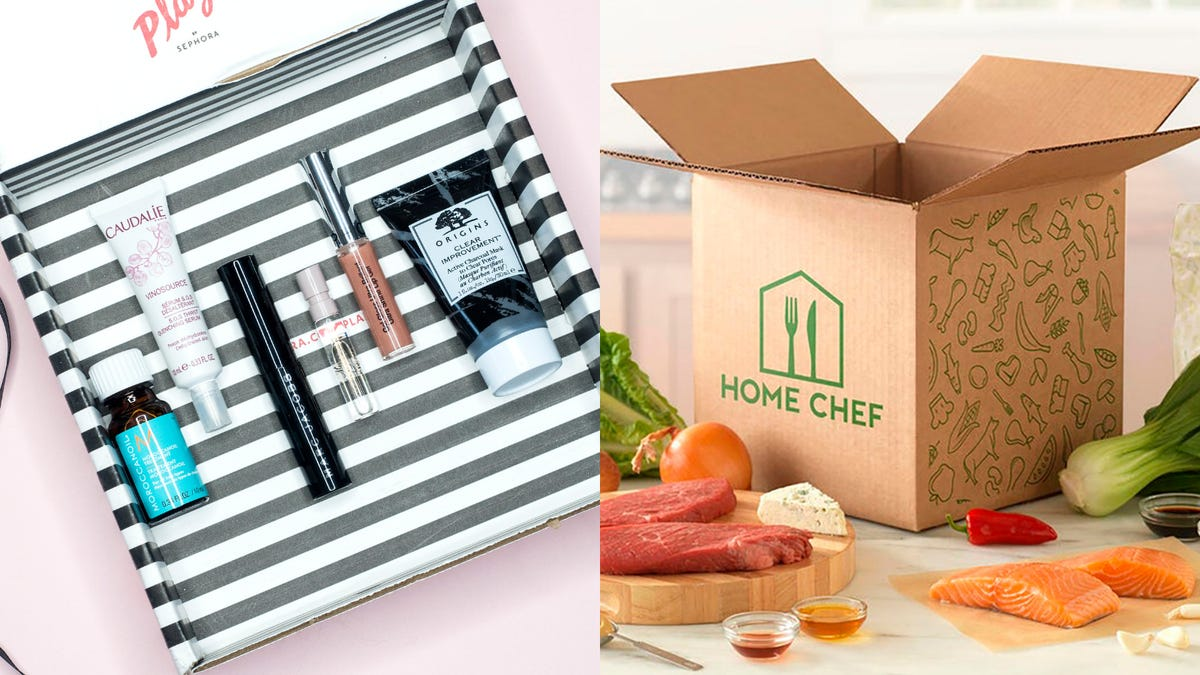 The 20 Best Subscription Boxes Of 2018 Stitch Fix Ipsy Home Chef