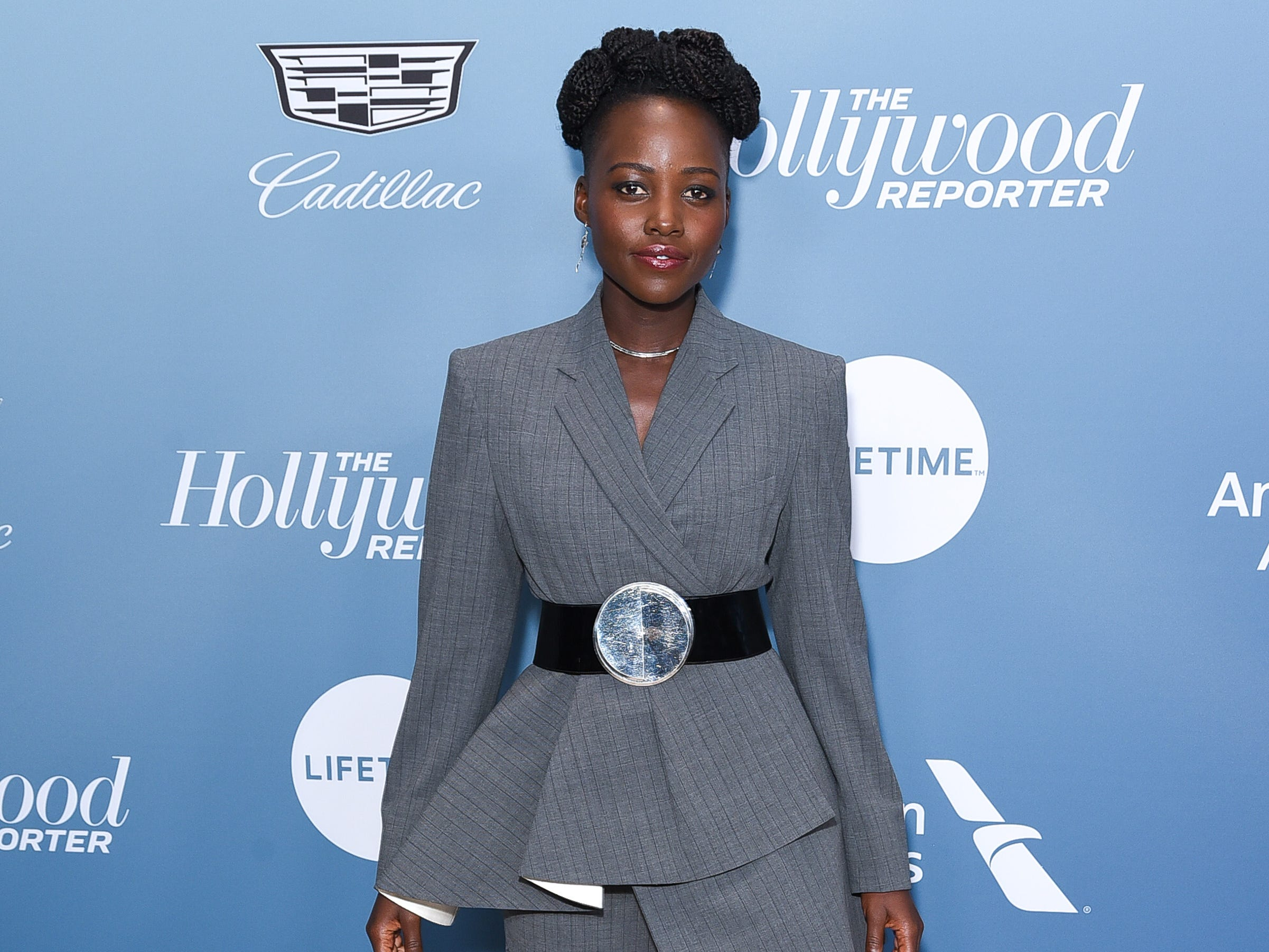LOS ANGELES, CALIFORNIA - DECEMBER 05: Lupita Nyong'o attends The Hollywood Reporter's Power 100 Women In Entertainment at Milk Studios on December 05, 2018 in Los Angeles, California. (Photo by Presley Ann/Getty Images) ORG XMIT: 775264723 ORIG FILE ID: 1077818216