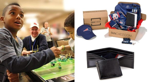 Awesome holiday gifts for the football lover in your life