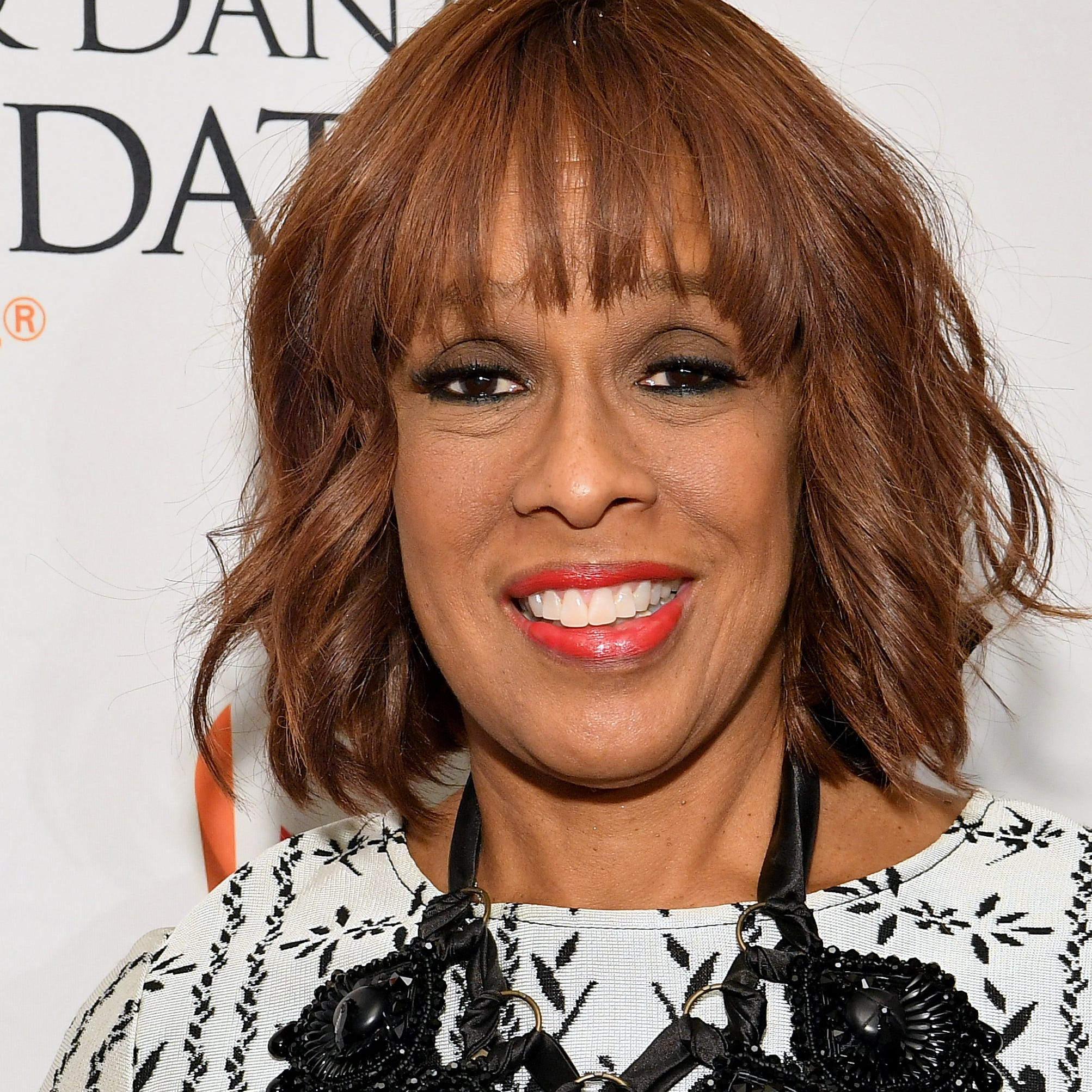 "Gayle King arrives at The Christopher & Dana Reeve Foundation ""Magical Evening"" Gala on Nov. 15, 2018 in New York City."