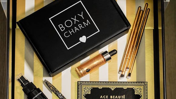 Boxycharm sets itself apart with full-size products.