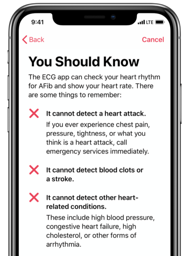 Apple Watch gets ECG feature for detecting a common cause of