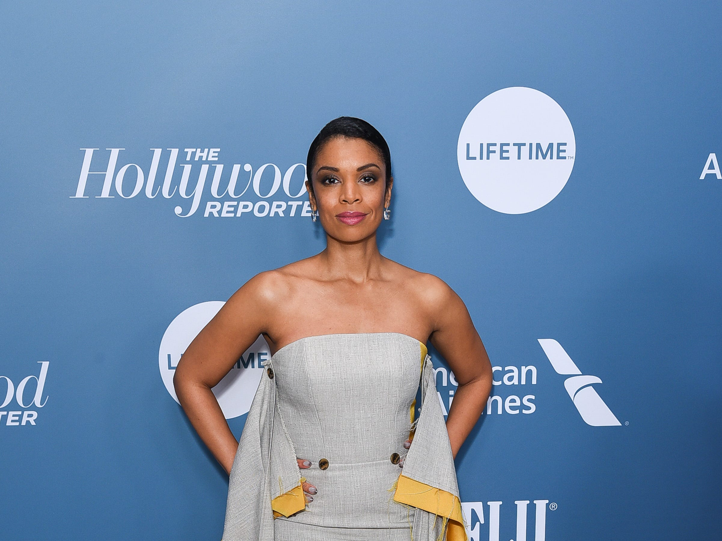 LOS ANGELES, CALIFORNIA - DECEMBER 05: Susan Kelechi Watson attends The Hollywood Reporter's Power 100 Women In Entertainment at Milk Studios on December 05, 2018 in Los Angeles, California. (Photo by Presley Ann/Getty Images) ORG XMIT: 775264723 ORIG FILE ID: 1077817408