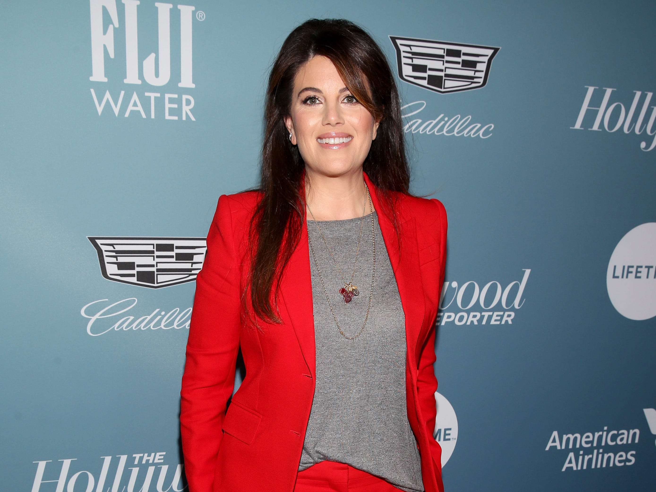 LOS ANGELES, CA - DECEMBER 05:  Monica Lewinsky attends The Hollywood Reporter's Power 100 Women In Entertainment at Milk Studios on December 5, 2018 in Los Angeles, California.  (Photo by Jesse Grant/Getty Images for The Hollywood Reporter ) ORG XMIT: 775264611 ORIG FILE ID: 1068728662