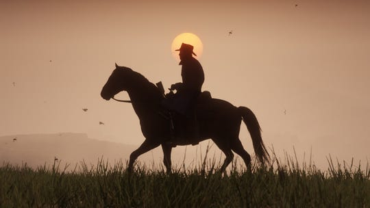 """""""Red Dead Redemption 2"""""""