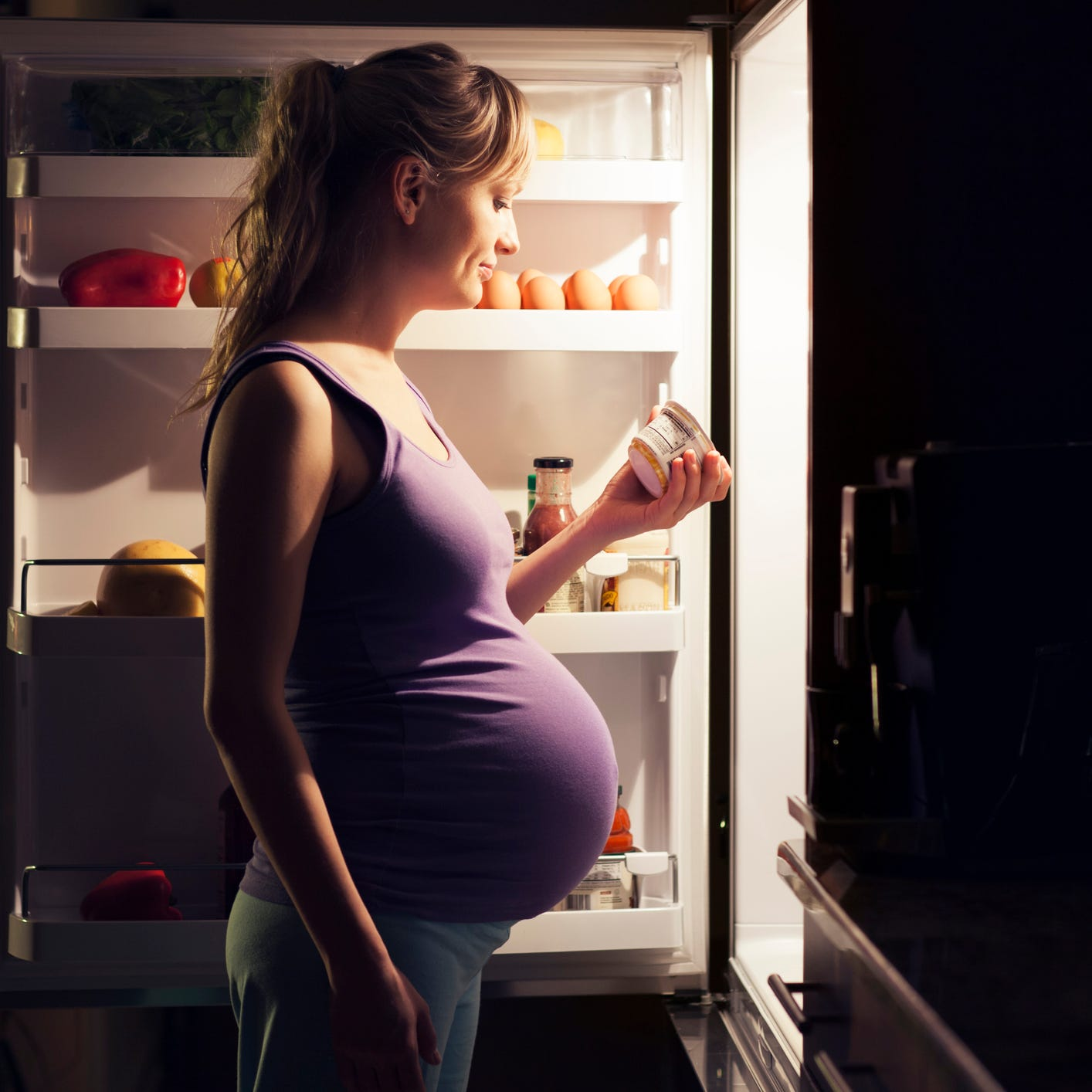 Pregnant women should be mindful of avoiding foods and drinks that could be harmful to a fetus.