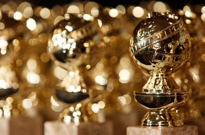 Awards season is here!  See which stars and films are nominated for the 76th annual Golden Globe Awards.