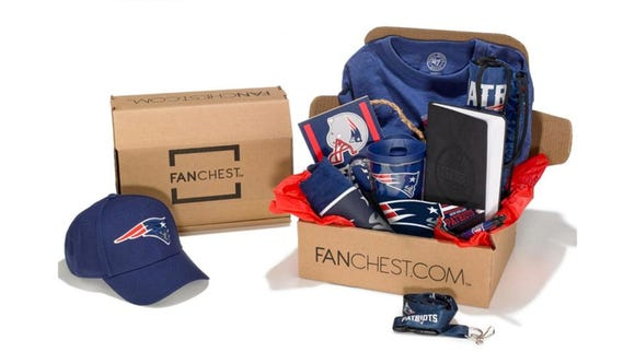 Team Fan Chest