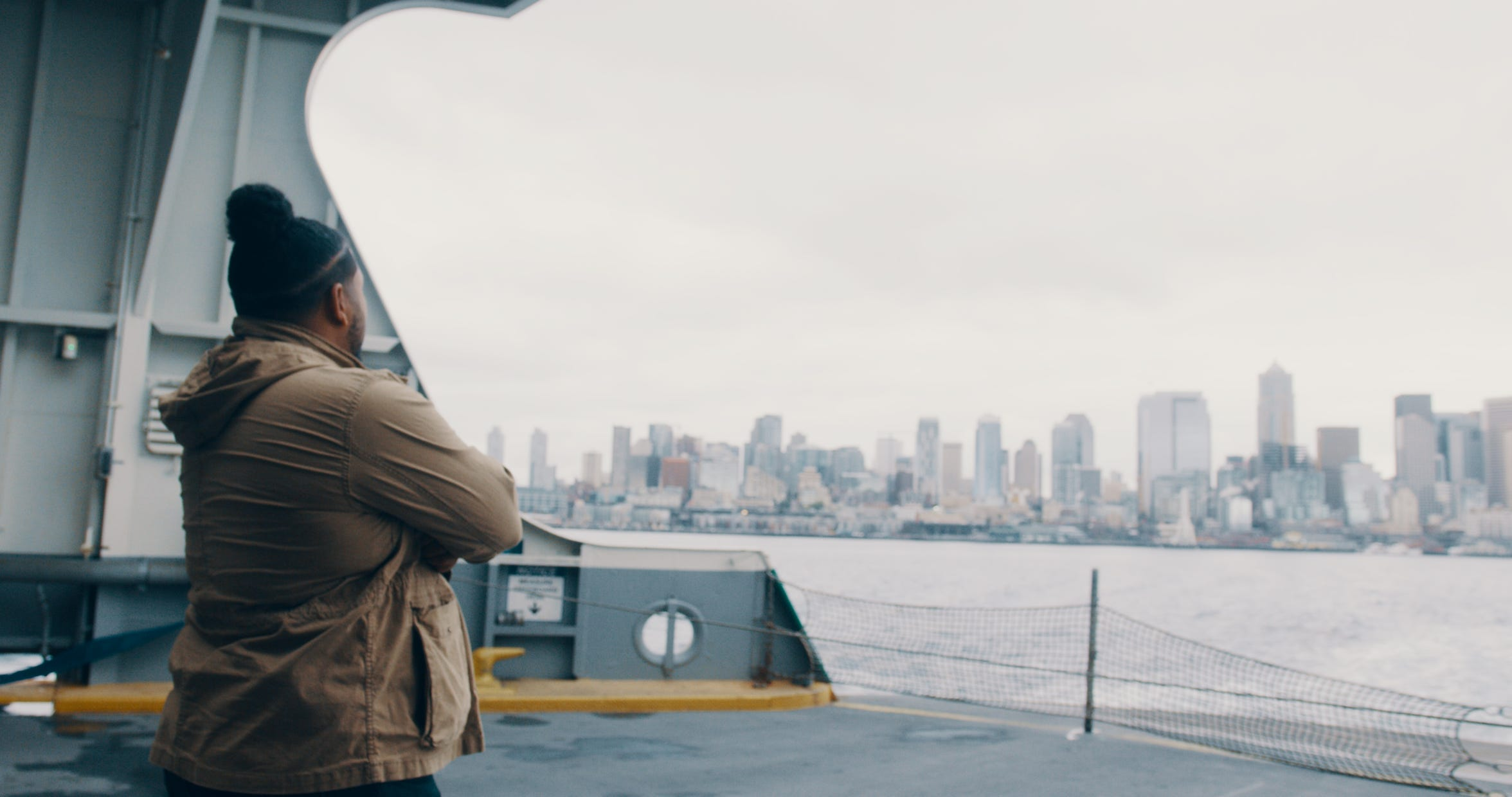 Locals and tourists alike frequent the ferry to Bainbridge — both for the views and for the destination.