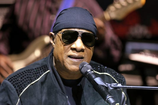 Ap Stevie Wonder Announcement For 22nd Annual House Full Of Toys Benefit Concert A Ent Usa Ca