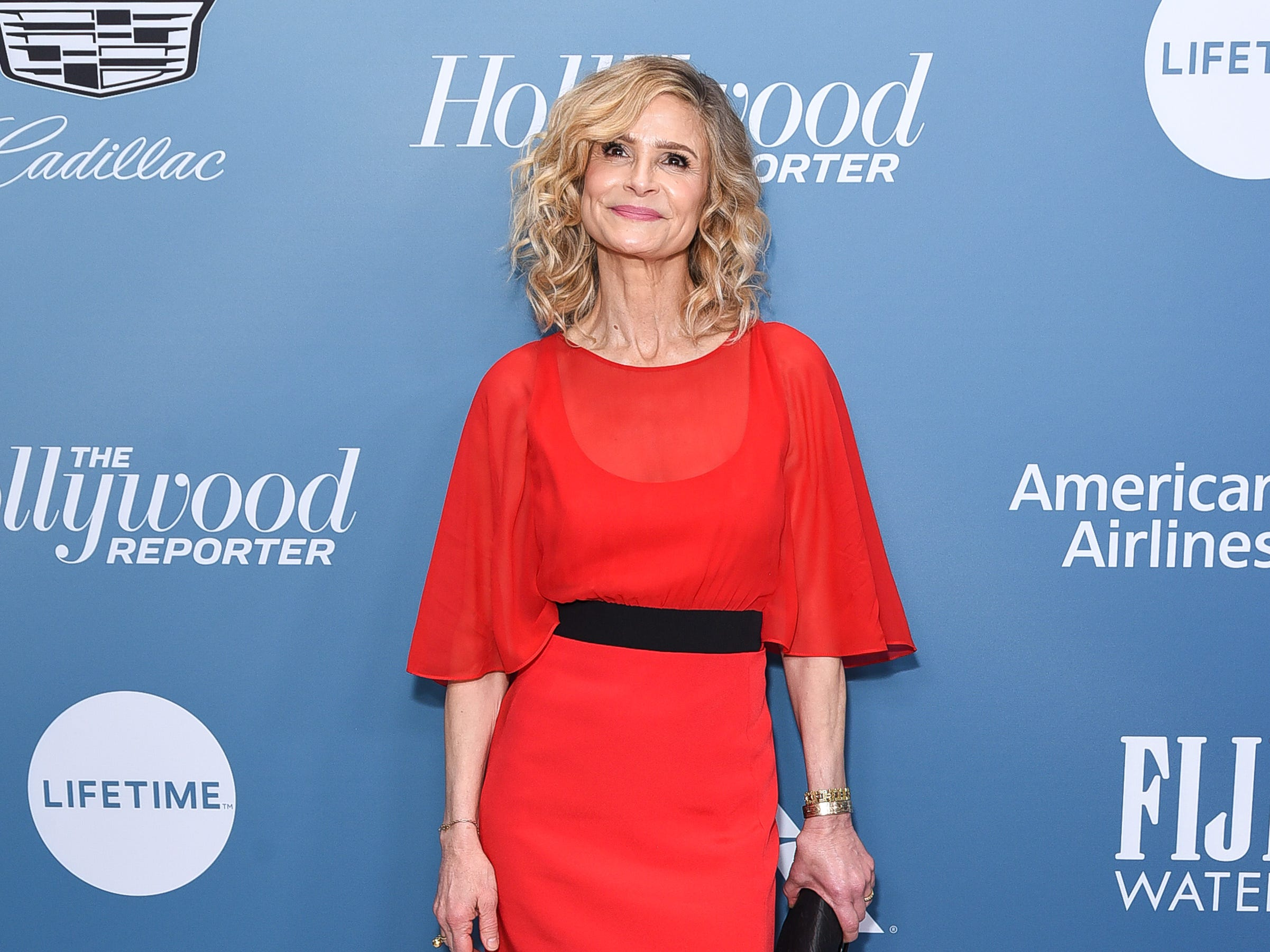 LOS ANGELES, CALIFORNIA - DECEMBER 05: Kyra Sedgwick attends The Hollywood Reporter's Power 100 Women In Entertainment at Milk Studios on December 05, 2018 in Los Angeles, California. (Photo by Presley Ann/Getty Images) ORG XMIT: 775264723 ORIG FILE ID: 1077816166