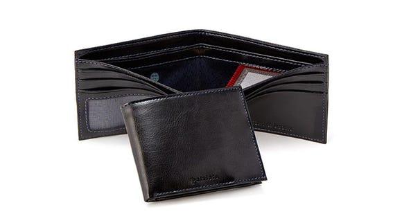 NFL Game Used Uniform Wallet
