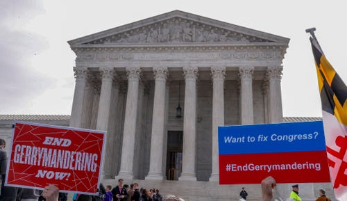 Supreme Court will tackle partisan gerrymandering cases in March