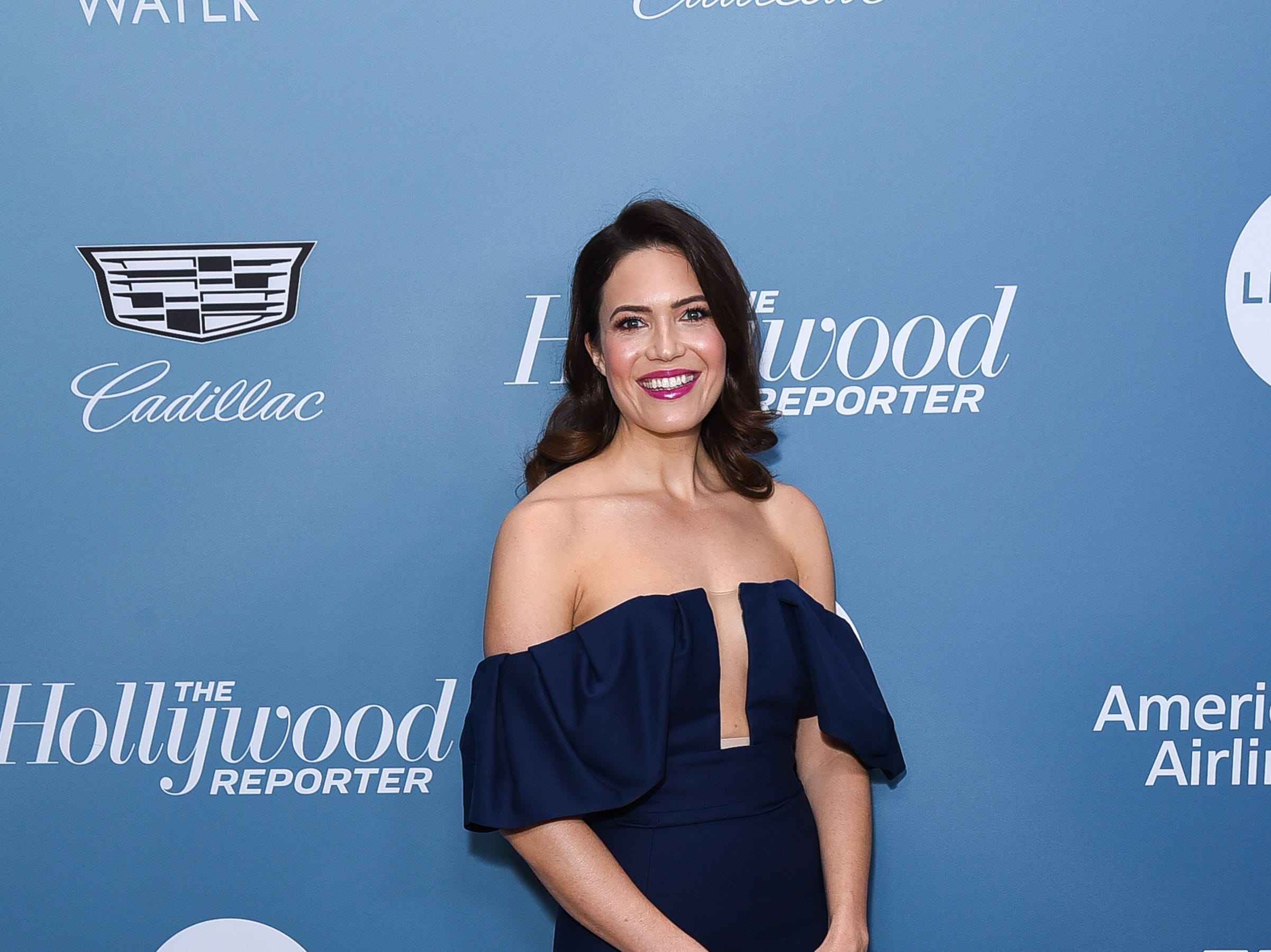 LOS ANGELES, CALIFORNIA - DECEMBER 05: Mandy Moore attends The Hollywood Reporter's Power 100 Women In Entertainment at Milk Studios on December 05, 2018 in Los Angeles, California. (Photo by Presley Ann/Getty Images) ORG XMIT: 775264723 ORIG FILE ID: 1077817782