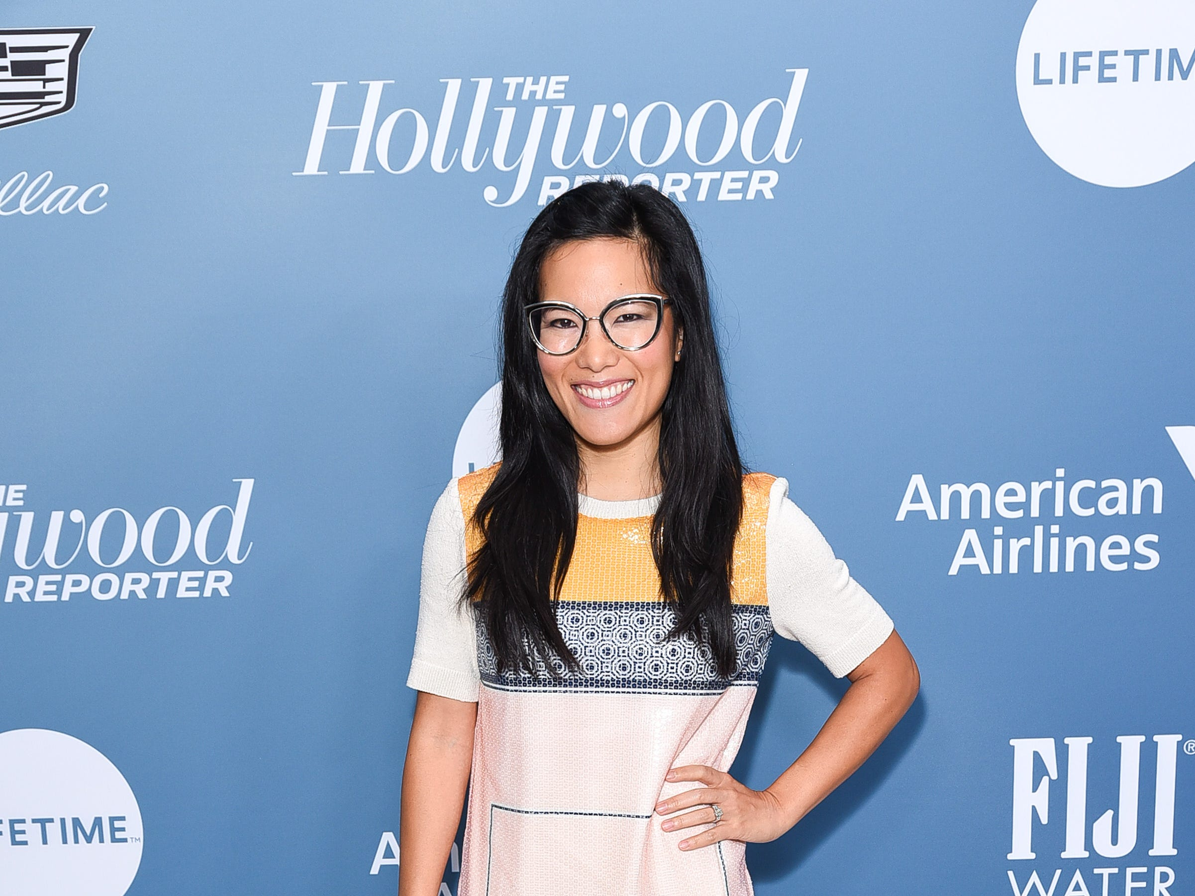 LOS ANGELES, CALIFORNIA - DECEMBER 05: Ali Wong attends The Hollywood Reporter's Power 100 Women In Entertainment at Milk Studios on December 05, 2018 in Los Angeles, California. (Photo by Presley Ann/Getty Images) ORG XMIT: 775264723 ORIG FILE ID: 1077815782