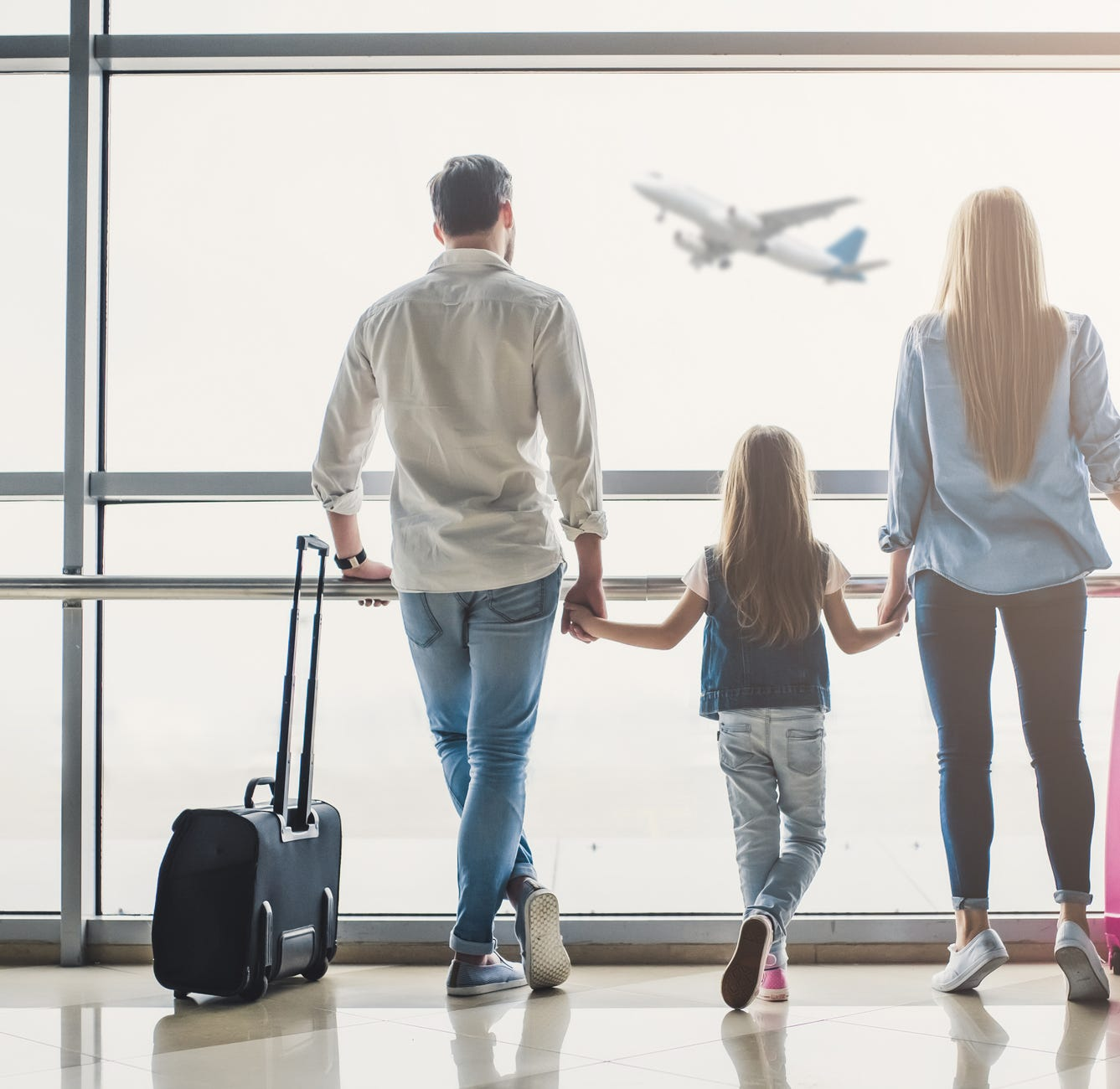 Has your kid ever been on a plane? This holiday, consider giving them a first-in-a-lifetime experience.