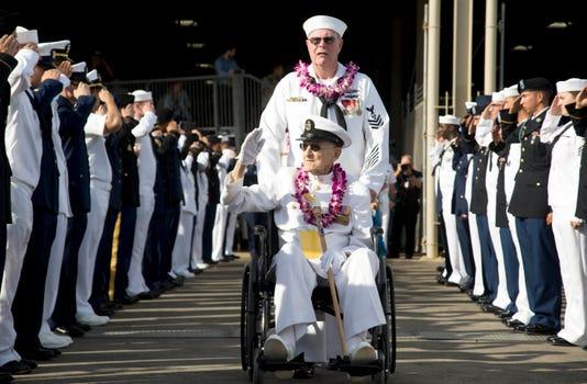 Usp News Pearl Harbor 75th Anniversary A Oth Usa Hi