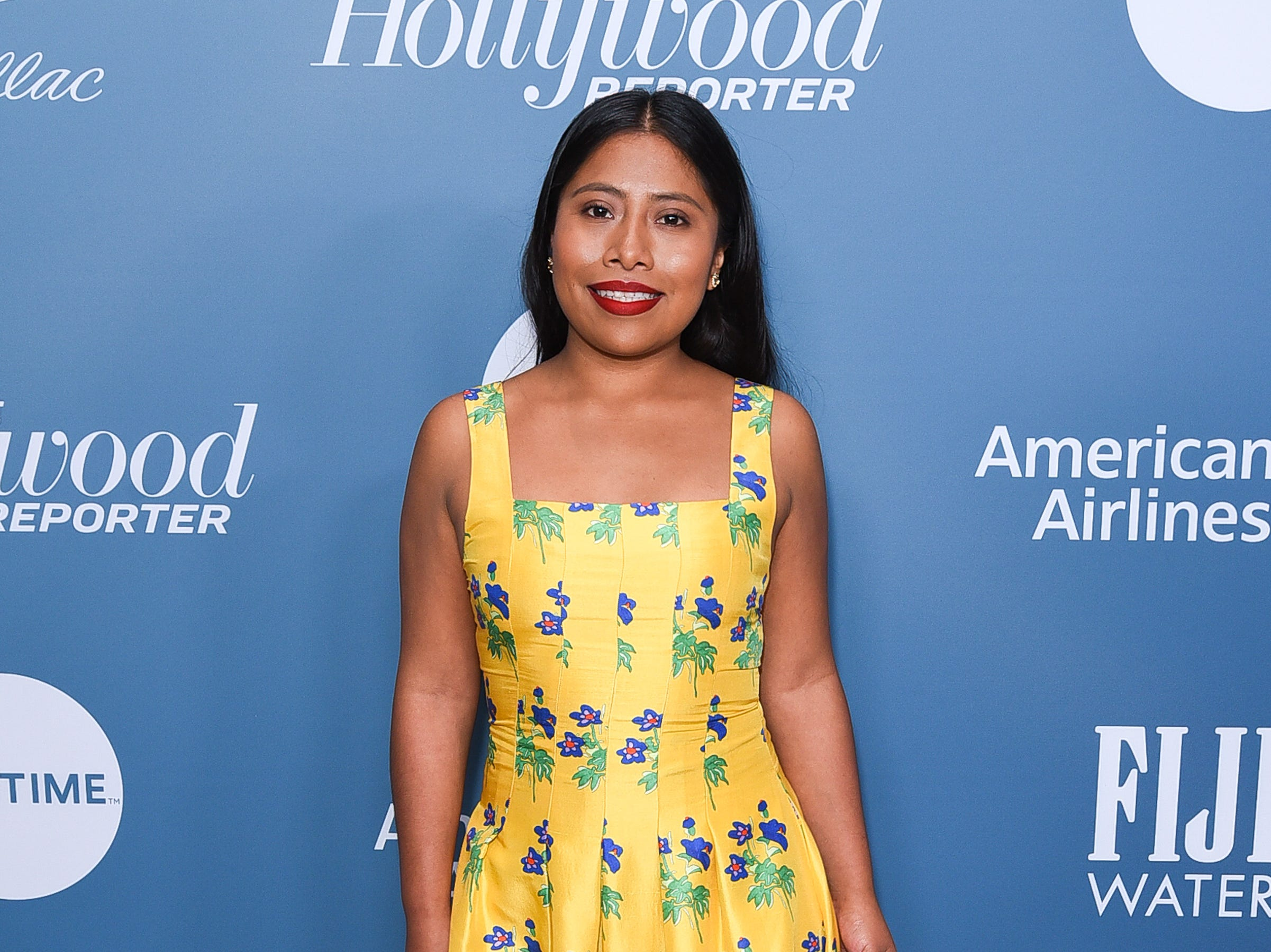 LOS ANGELES, CALIFORNIA - DECEMBER 05: Yalitza Aparicio attends The Hollywood Reporter's Power 100 Women In Entertainment at Milk Studios on December 05, 2018 in Los Angeles, California. (Photo by Presley Ann/Getty Images) ORG XMIT: 775264723 ORIG FILE ID: 1077819636
