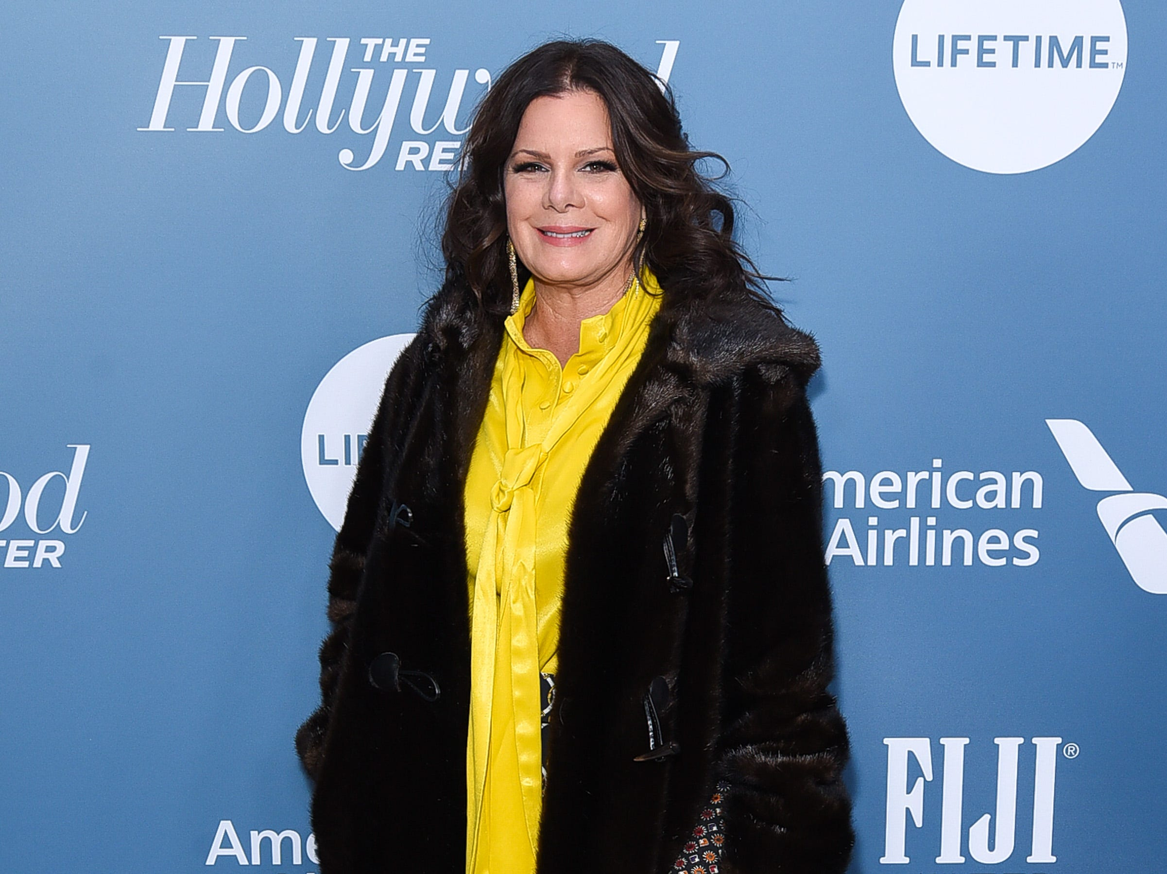 LOS ANGELES, CALIFORNIA - DECEMBER 05: Marcia Gay Harden attends The Hollywood Reporter's Power 100 Women In Entertainment at Milk Studios on December 05, 2018 in Los Angeles, California. (Photo by Presley Ann/Getty Images) ORG XMIT: 775264723 ORIG FILE ID: 1077829282