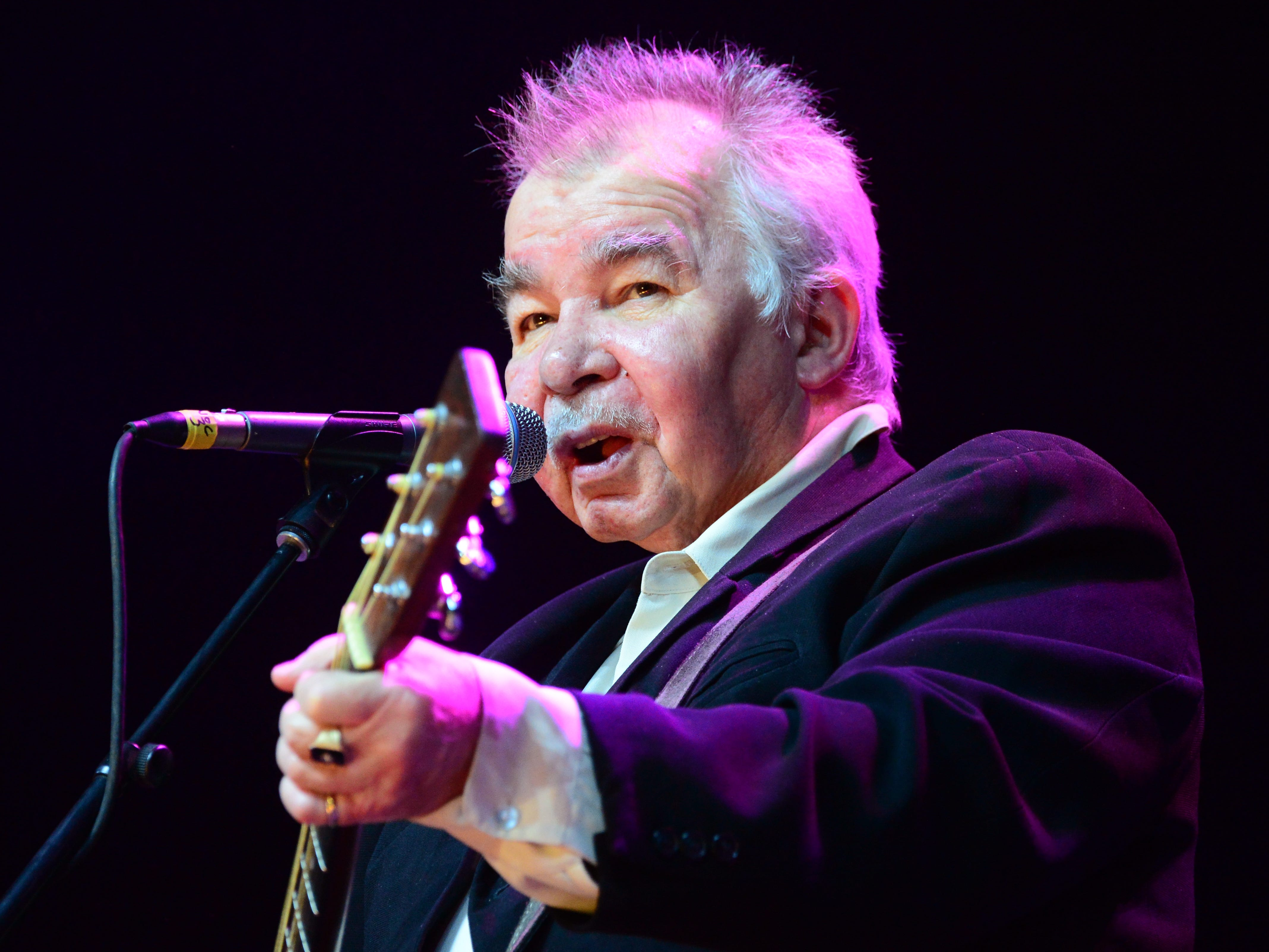 John Prine is a two-time Grammy Award winner and a member of both the Rock & Roll Hall of Fame and the Songwriters Hall of Fame.